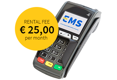 EMS contactless payment terminal iCT250