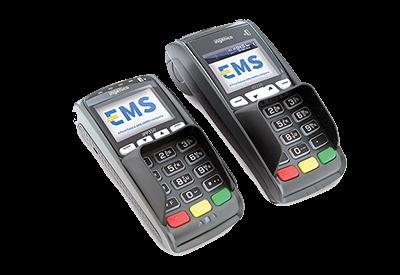 iCt250 vaste betaalautomaat met losse iPP350 pinpad