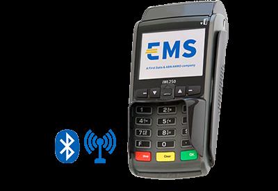 iWL250 BT GPRS mobiele betaalautomaat