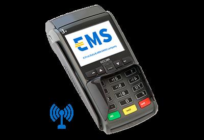 iWL250 GPRS mobiele betaalautomaat