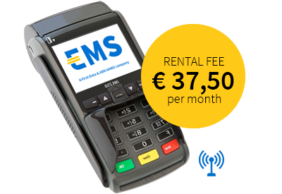 EMS contactless payment terminal iWL250 GPRS
