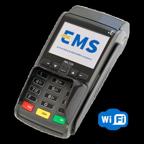 iWL250 mobiele WiFi pinautomaat