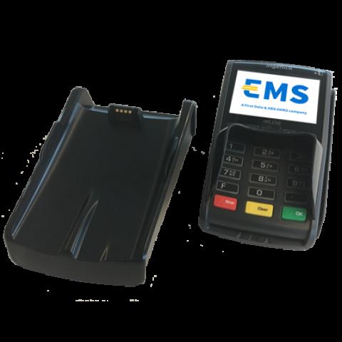iWL250 mobiele BT GPRS betaalautomaat met base unit