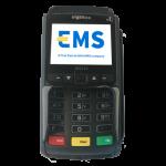 iWL250 mobiele BT GPRS betaalautomaat vooraanzicht