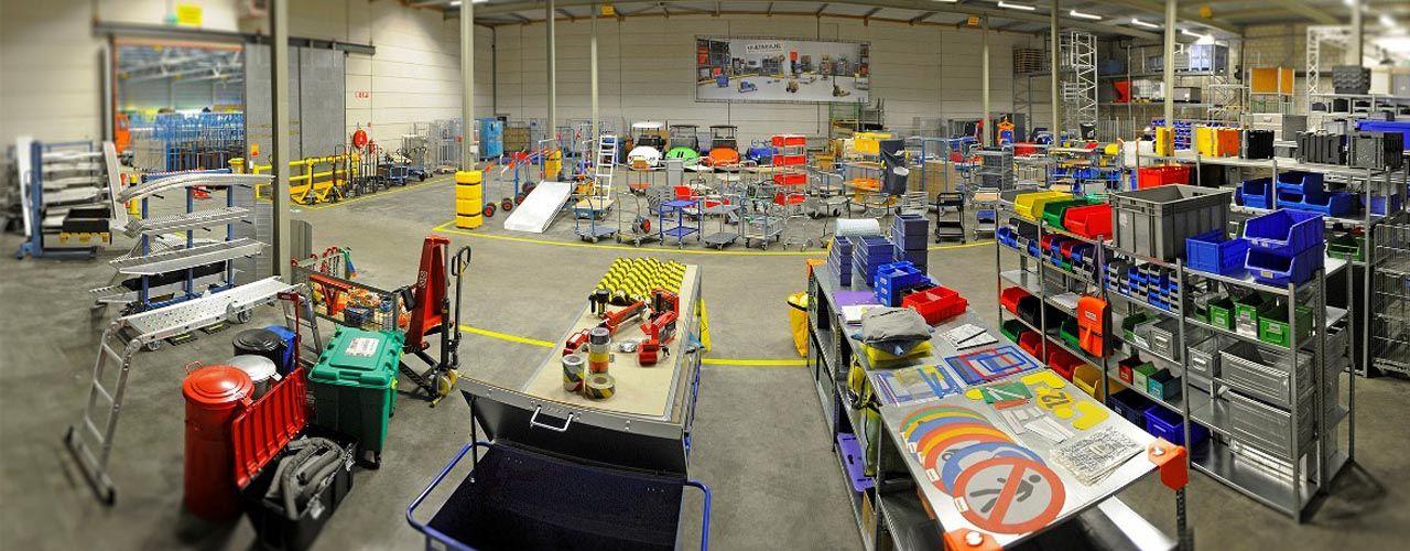 De showroom van Kruizinga.nl